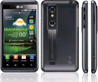 new LG Optimus 3D P920 Smartphone Review