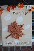 November post sign