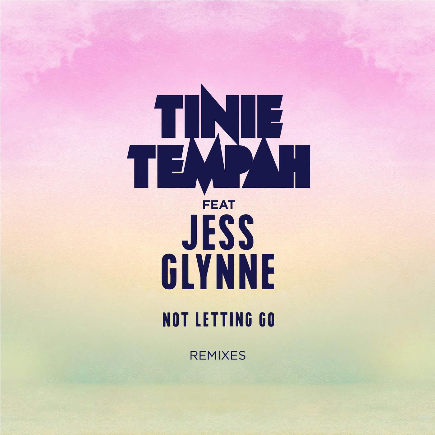 Tinie Tempah Not Letting go Album Cover Tinie Tempah Not Letting go