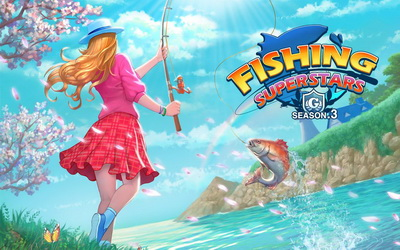 Game Mancing - Fishing Superstars