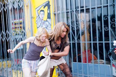 Kitana Kiki Rodriguez and Mickey O'Hagen in Tangerine (2015)