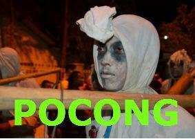 Penampakan Pocong