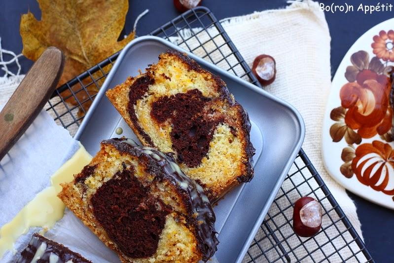 Przepis na czekoladowe ciasto dyniowe