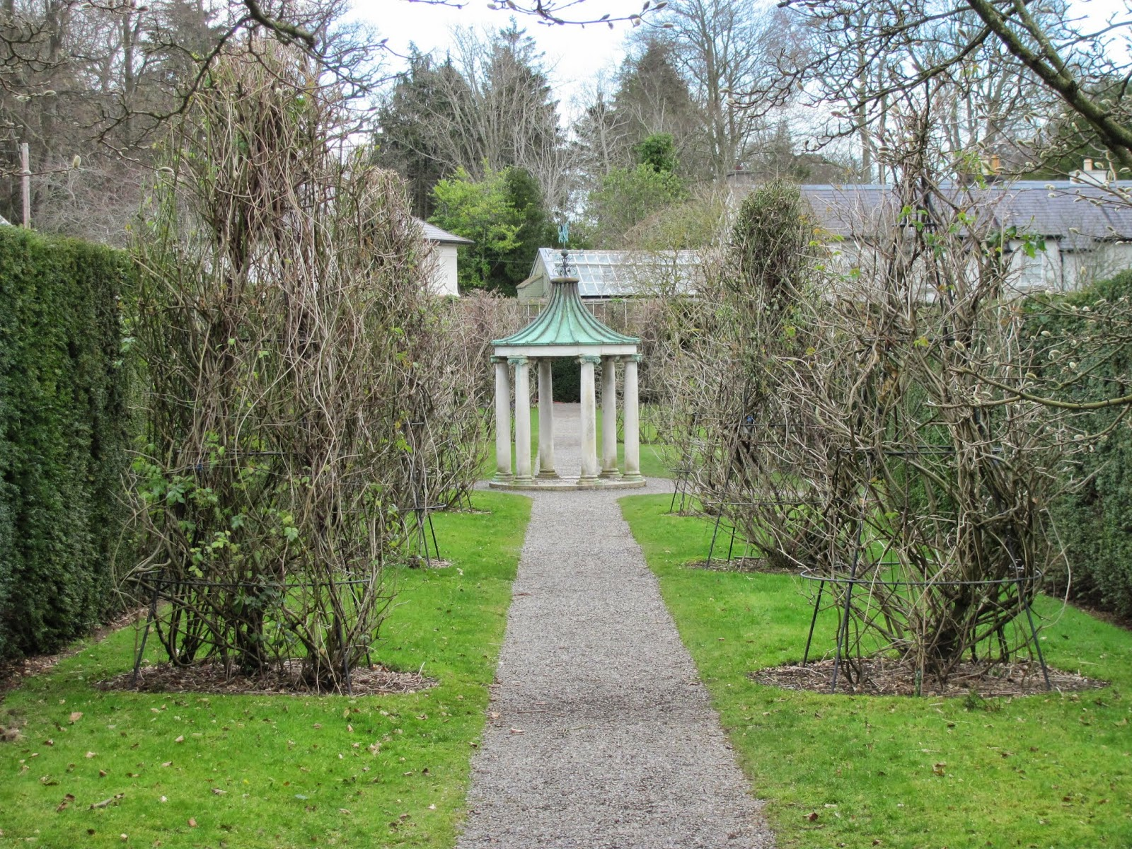 Those Victorians Loved them some Temples - Farmleigh