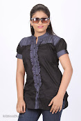 Kothaga Rekkalochena Heroine Geethanjali Photo shoot-thumbnail-2