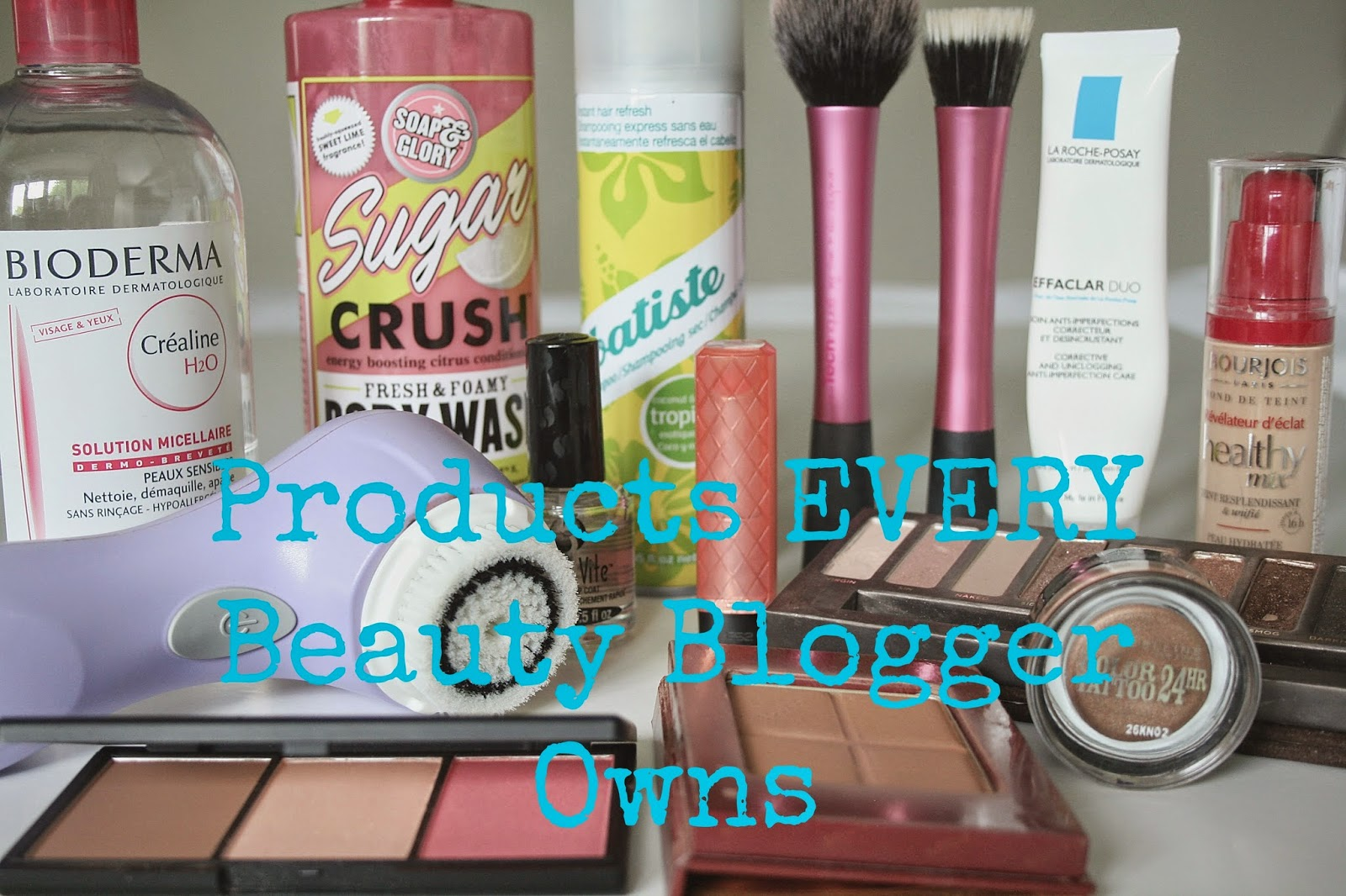 Products-every-beauty-blogger-owns