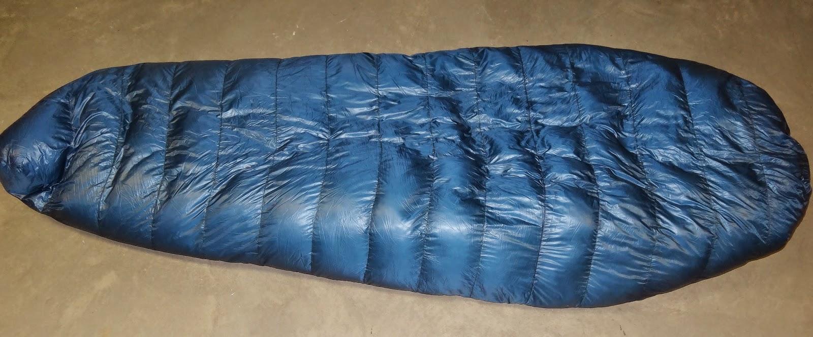 Zpacks 10 Degree Bag In Ventum Ripstop Nylon