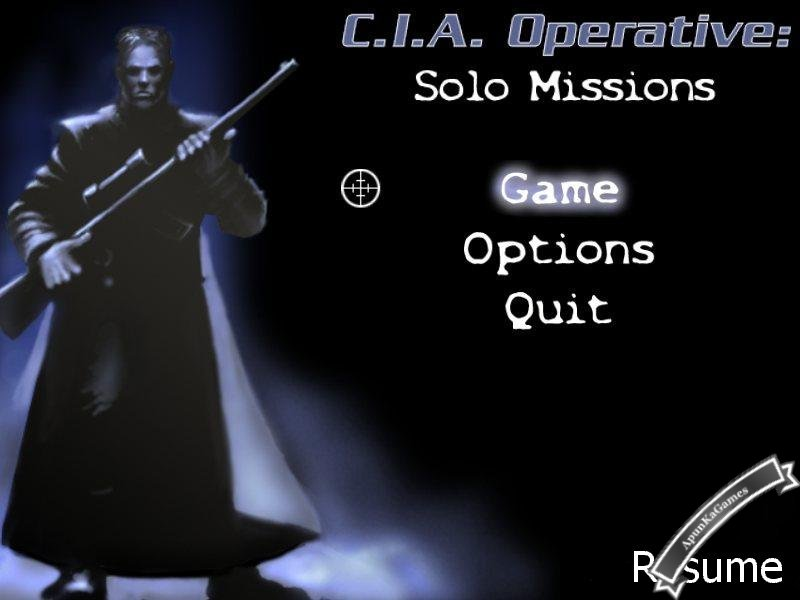 CIA Operative Solo Missions Screenshots