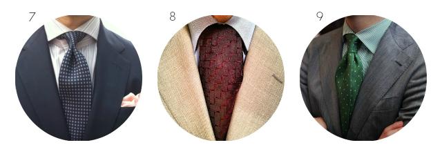 Tipos de nudo de corbata for Nudos de corbata modernos
