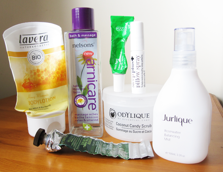 March Empties / Products I've Used Up