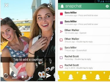 Best messaging app for android snapchat for phone