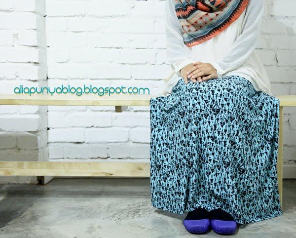 Alia Ibrahim's Blog