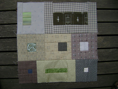 Leanne Beasley's Comfort Quilt