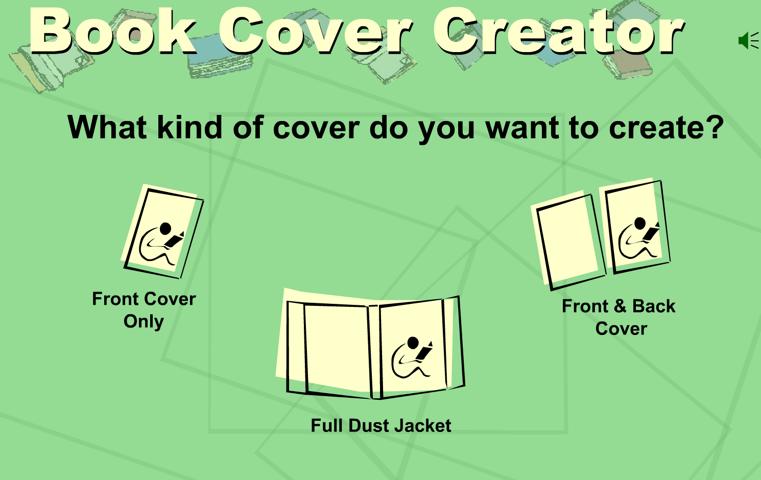 Book Cover Design Rule Of Three : A great tool students can use for creating book covers in