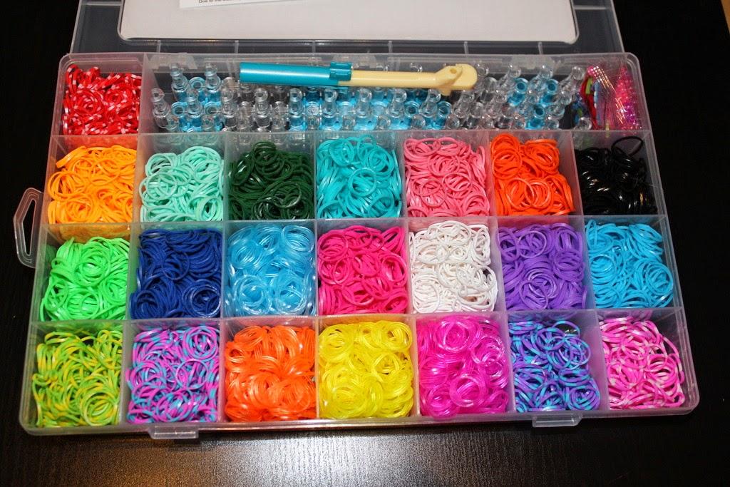 Фото наборов для плетения