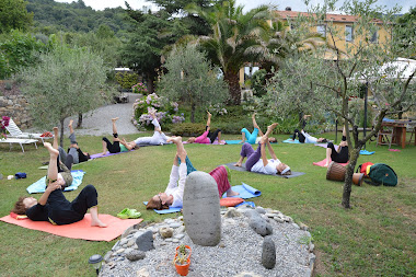 WE YOGA&NATURA ISOLA PALMARIA LUG 2012