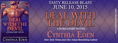 Release Blast & Giveaway: Deal With The Devil by Cynthia Eden