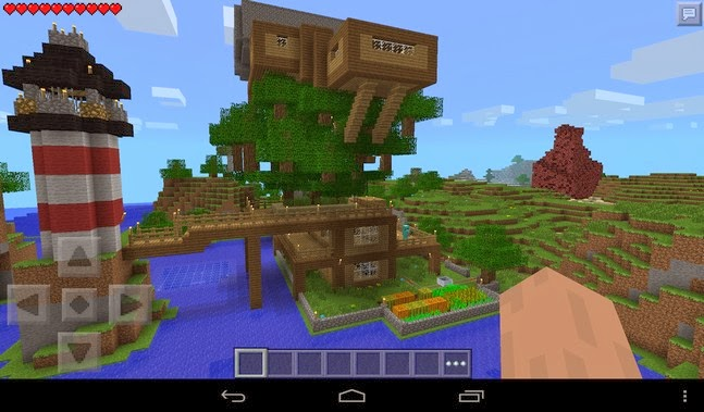 Minecraft - Pocket Edition android apk - Screenshoot