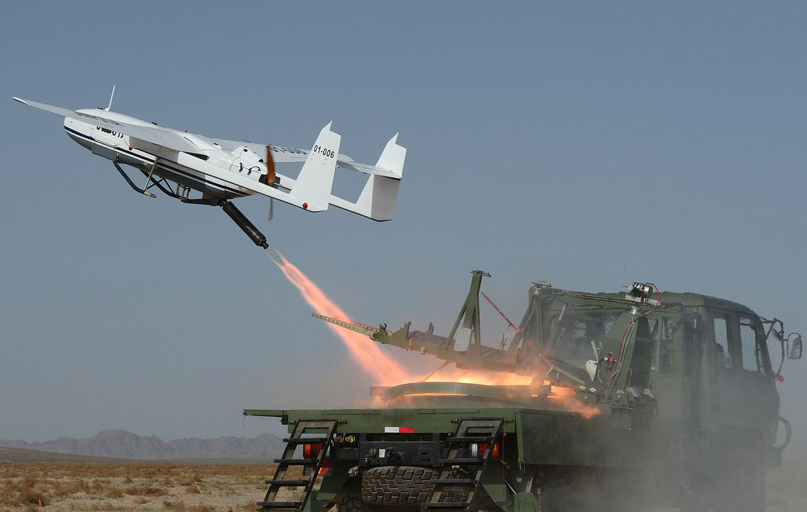 Chinese ASN-209 Tactical MALE UAVs | Chinese Military Review