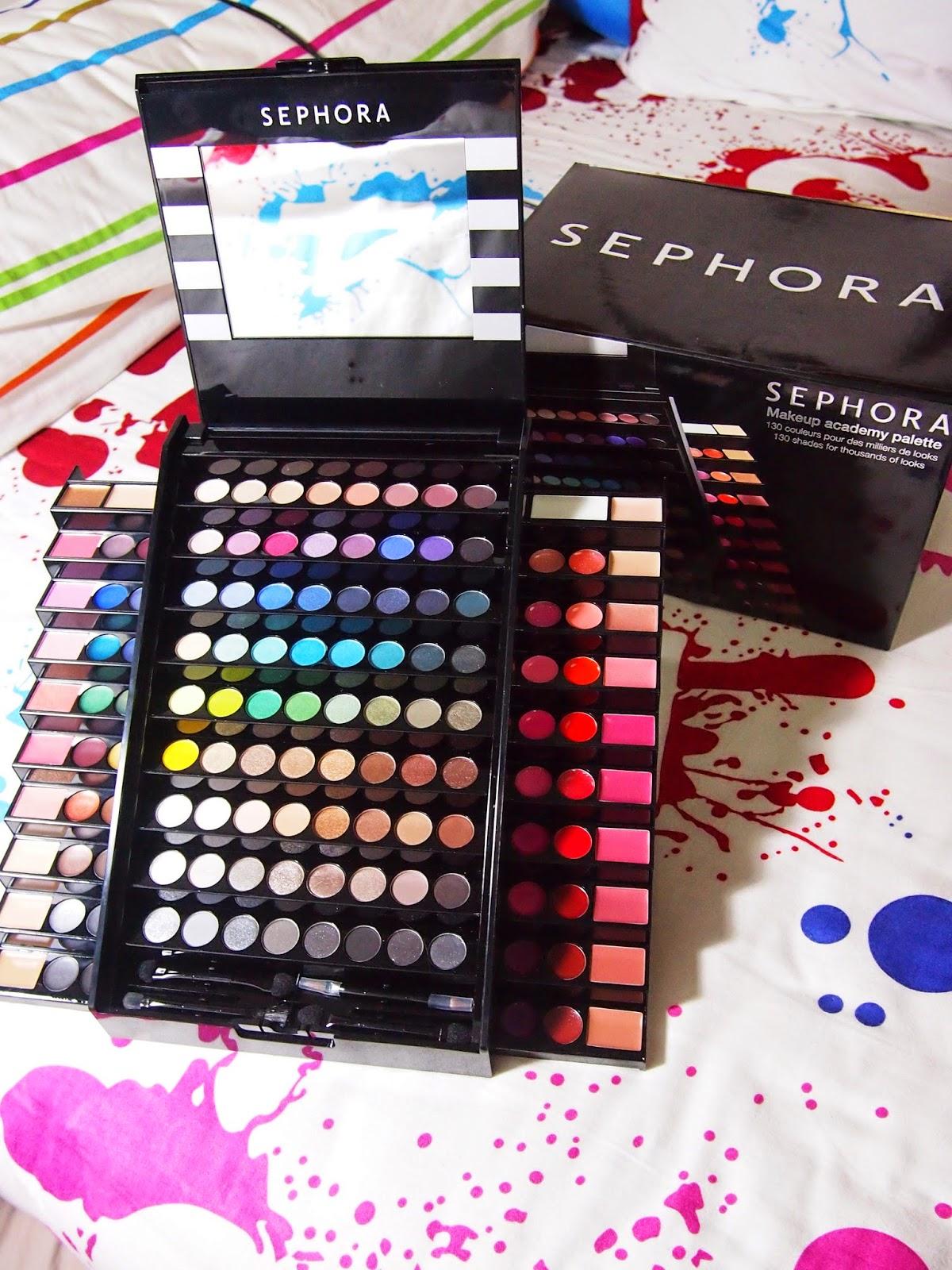 sephora makeup academy palette. sephora makeup academy blockbuster 2013 - lips (1) sephora palette p