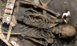 ΑΠΟΚAΛΥΨΗ-Κρύβουν τους σκελετούς ΓΙΓΑΝΤΩΝ στο Άργος (vid)