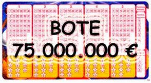 Bote del 29 de abril de 2014 en Euromillones