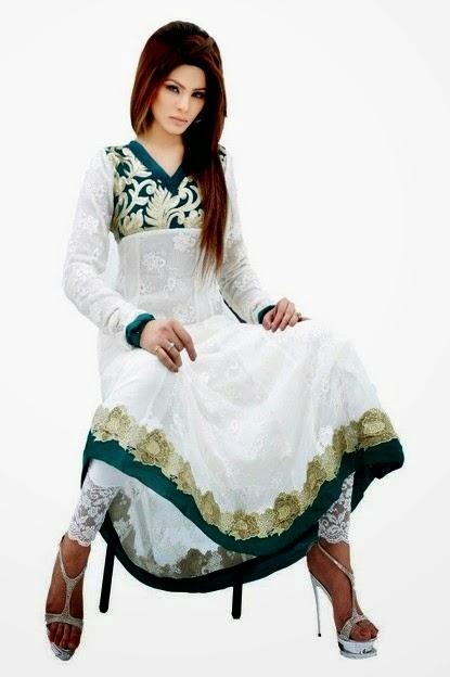 Jugaan Eid Dress Collection 2014-2015