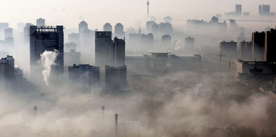 China air pollution, 8-year-old Lung-Cancer Patient, kid cancer, air pollution