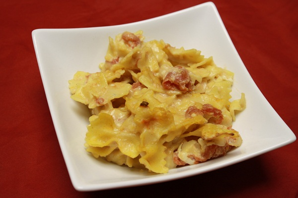 Paula's Bread: Bow Tie Mac n Cheese
