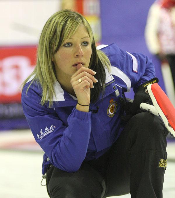 eve muirhead curling. Eve Muirhead