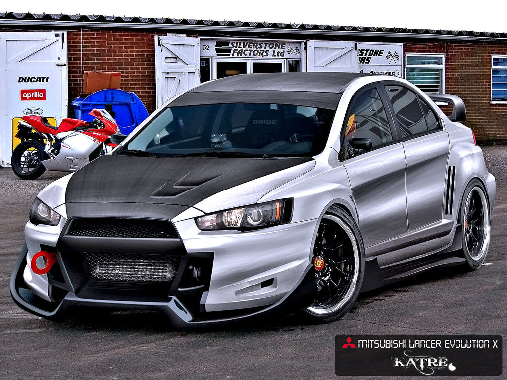 Mitsubishi Lancer Evolution X New Car Price Specification Review Images