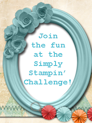 Simply Stampin' Challenge Banner