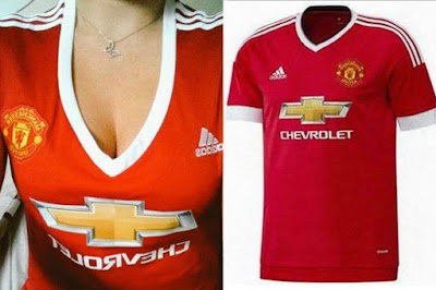Jersey Manchester United diprotes Banyak Fans