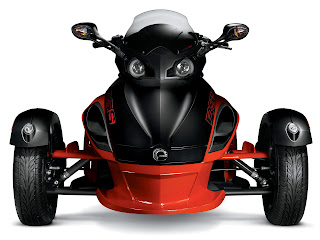 2012 Can-Am Spyder RS-S Motorcycle Photos 5