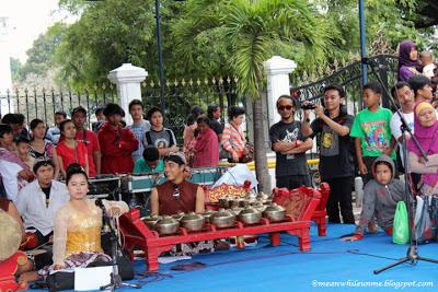 malioboro pencak festival gamelan pengiring