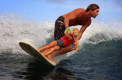 surf stokedness