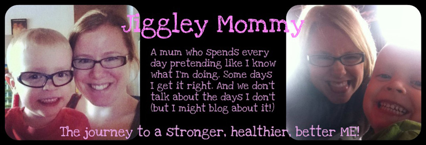 The Jiggley Mommy