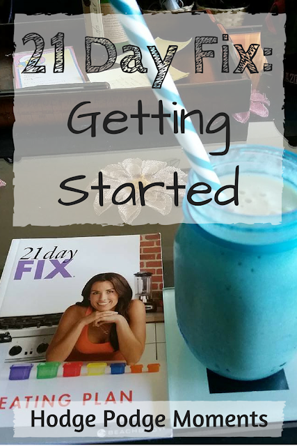 21 Day Fix: Getting Started