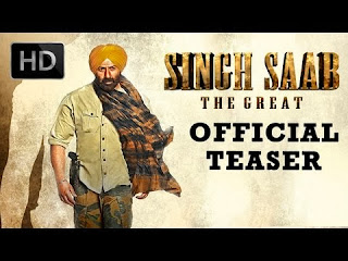 Singh Saab The Great (2013) - Bollywood Hindi Movie Official Trailer