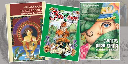 Libros ilustrados por Jorge Matheus