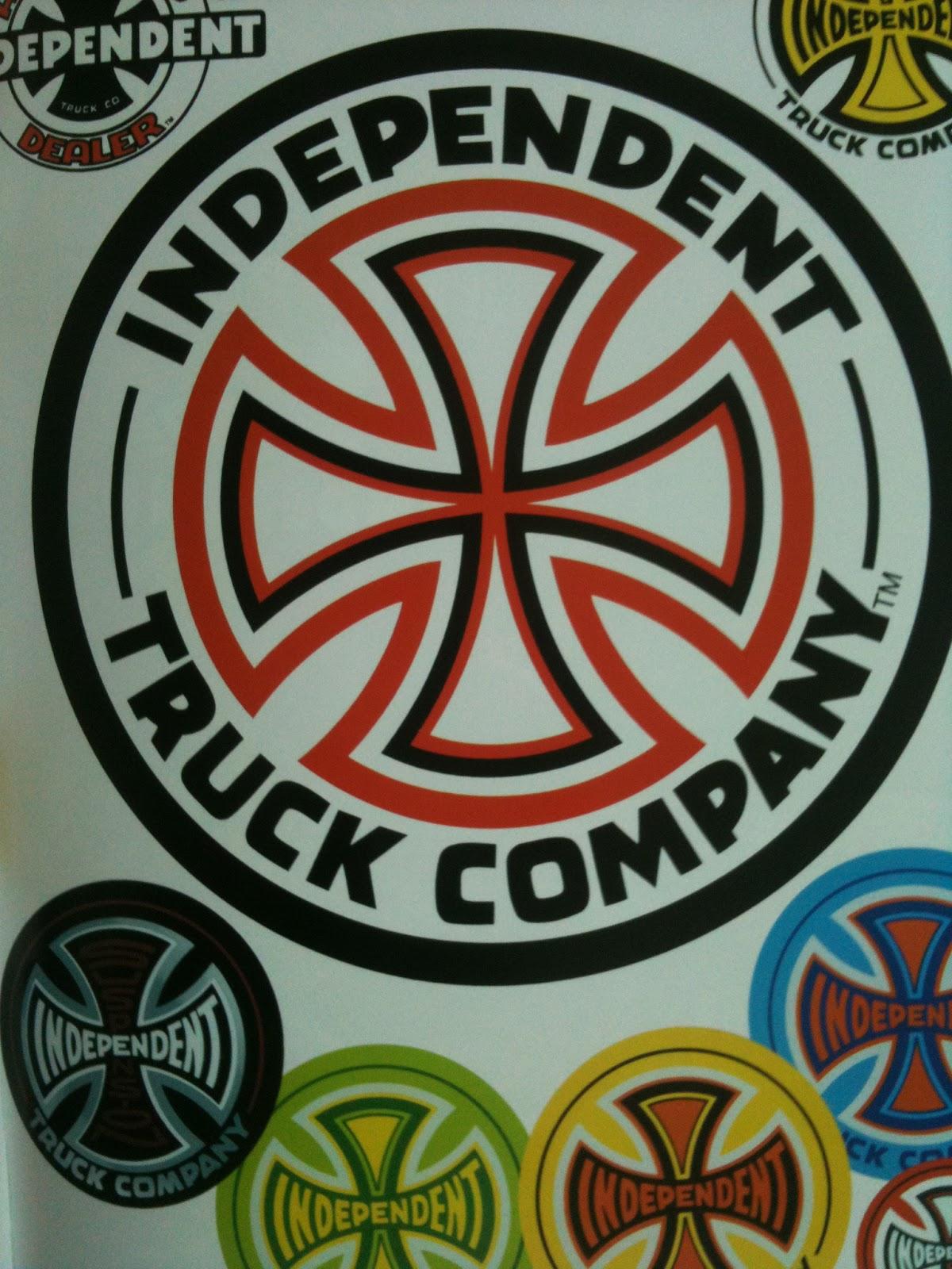 scribble junkies creation of the independent trucks logo rh scribblejunkies blogspot com independent trucks logo nazi independent trucks logo meaning