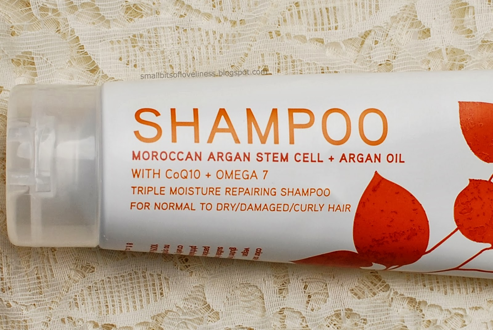 Acure Shampoo Moroccan