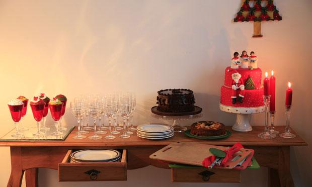 Mise en place decorando sua mesa de natal parte ii - Fotos de mesas decoradas ...