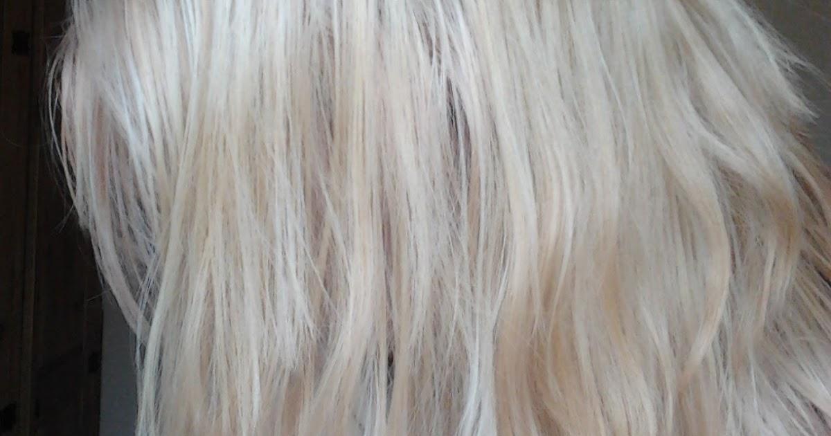 Chloe's Here!: What Strength Bleach I Use