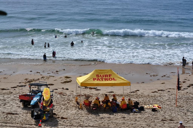 The Entrance beach, NSW