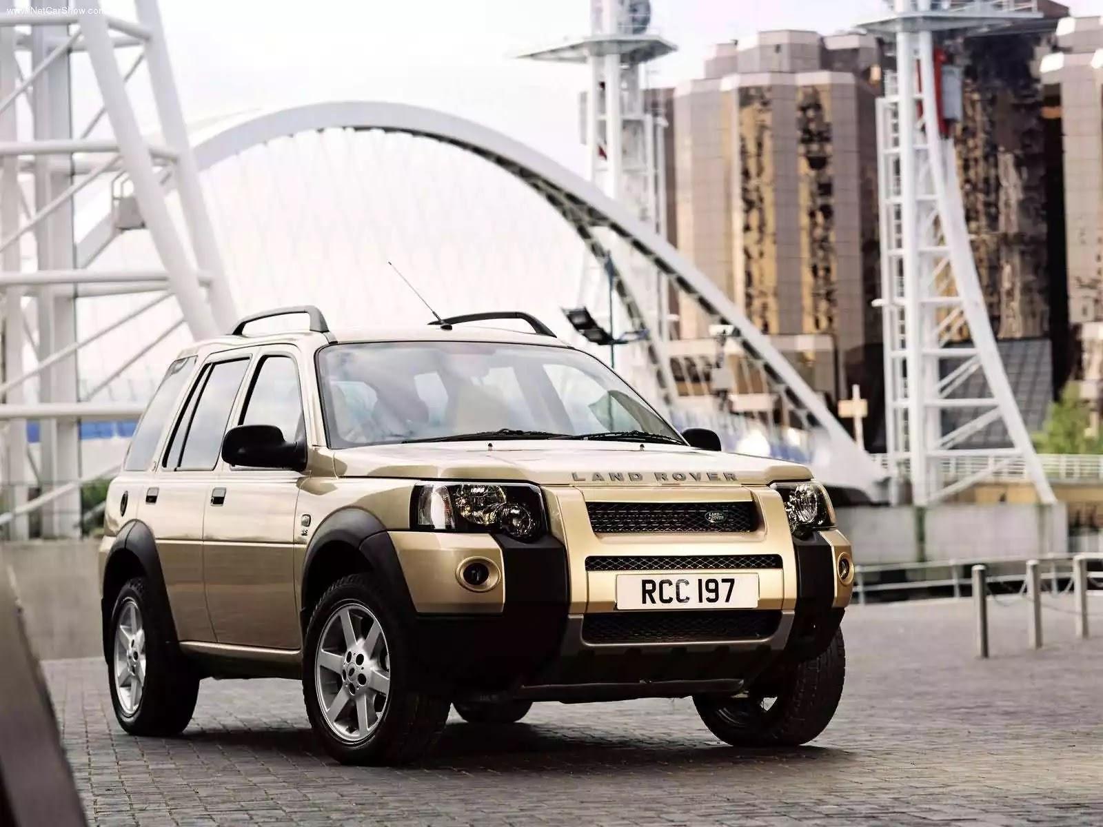 Hình ảnh xe ô tô Land Rover Freelander Td4 5door 2004 & nội ngoại thất