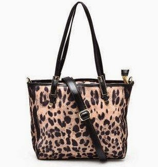 Tote Bag Leopard You've 1133-A
