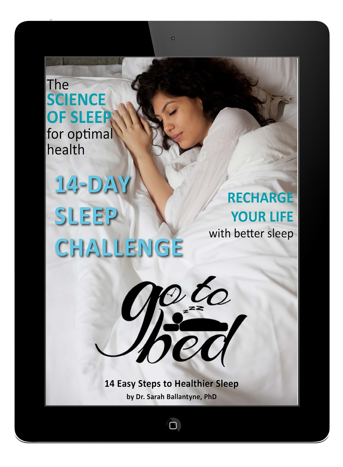"Feeling Tired? Try The Paleo Mom ""Go to Bed' Challenge"