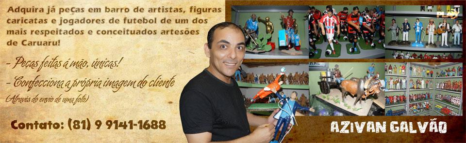 ARTESÃO AZIVAN GALVÃO