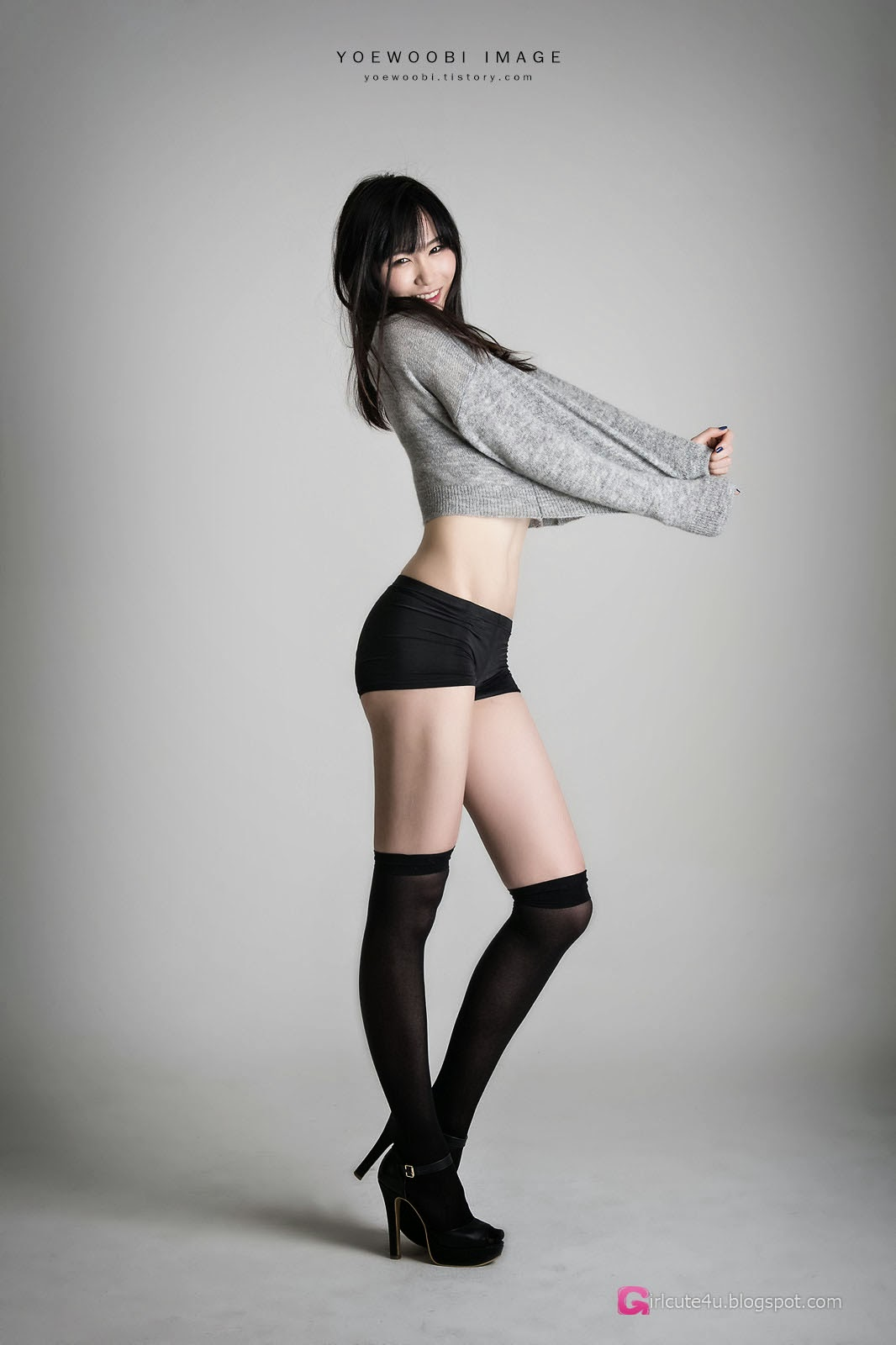 5 Kim Mi Jin - New Model - very cute asian girl-girlcute4u.blogspot.com